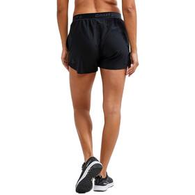 "Craft ADV Essence 5 ""stretch shorts Damer, sort"